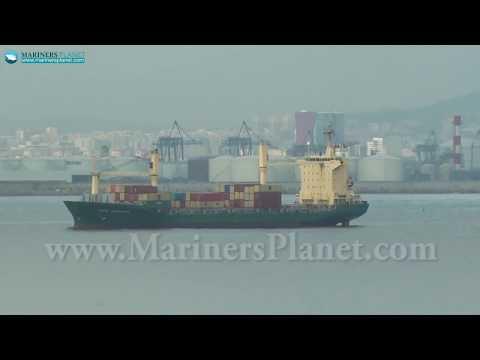 CAP SPENCER CONTAINER SHIP FOR MERCHANT NAVY