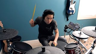 Guns for hands - twenty one pilots [drums only cover]