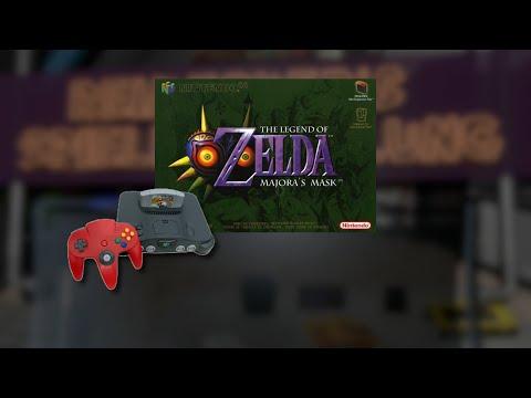 Gameplay : The Legend of Zelda Majoras Mask [Nintendo 64]