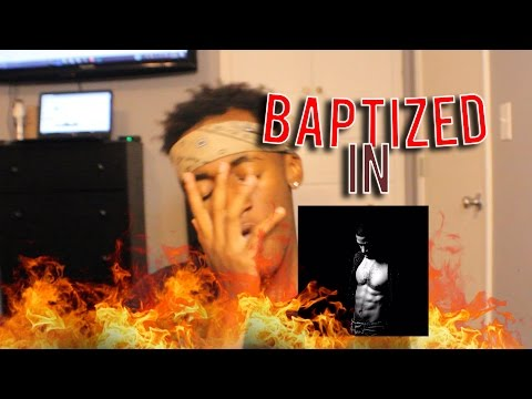 Kid Cudi- Baptized In Fire ft. Travis $cott ( Review/ Reaction )