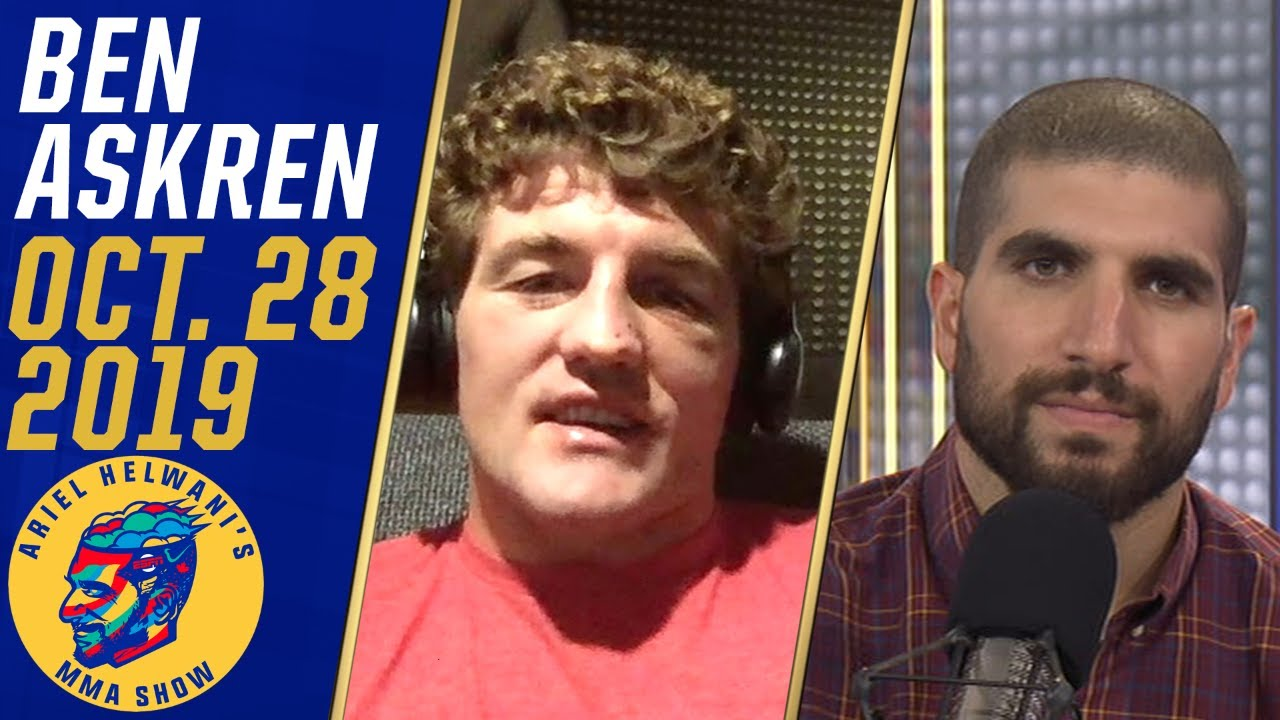 Ben Askren considering retirement after loss to Demian Maia | Ariel Helwani's MMA Show