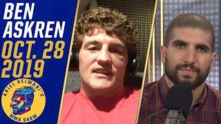 Ben Askren considering retirement after loss to Demian Maia | Ariel Helwani's MMA Show