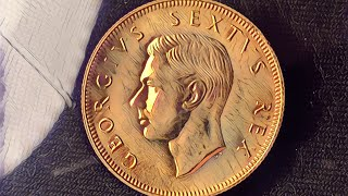 Here's a cheap(er) way to get George V1 gold coins!