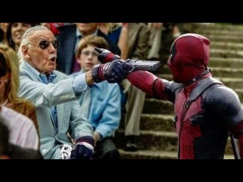 Deadpool 2 official trailer and Behind the screen with Ryan Reynolds & Stan Lee!