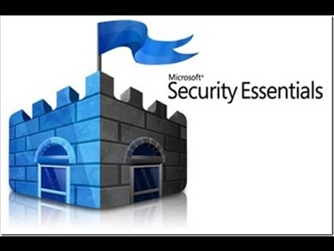 Microsoft Security Essentials Manually Updated