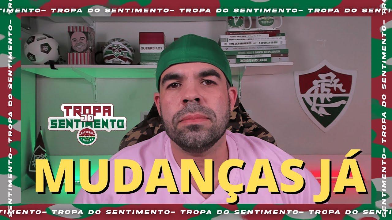 MUDANÇAS NO FLUMINENSE  DENTRO E FORA DE CAMPO