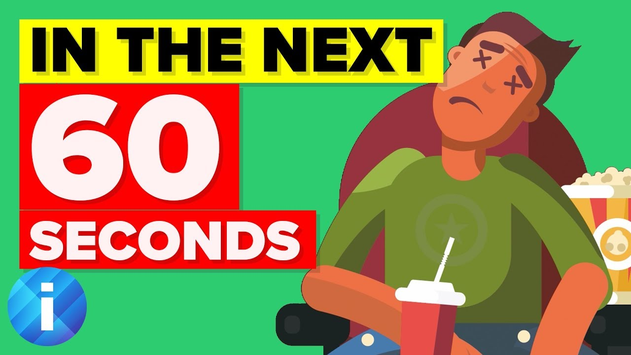This Will Happen In The Next 60 Seconds