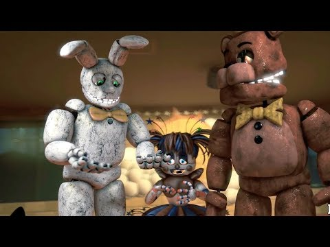 FNaF SFM: Flashbacks Five Nights at Freddys Animation
