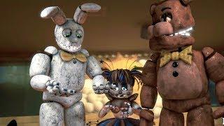 FNaF SFM Flashbacks Five Nights at Freddy s Animation
