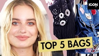 Sonya Esman's Top 5 HIGHSTREET + AFFORDABLE Bags