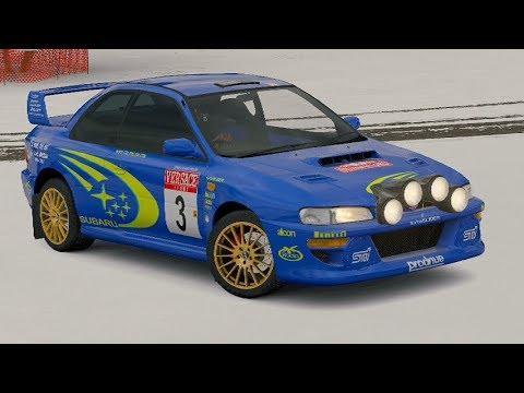 Forza Horizon 3 Retro Rally Cars Subaru Legacy Rs 90 Impreza 22b