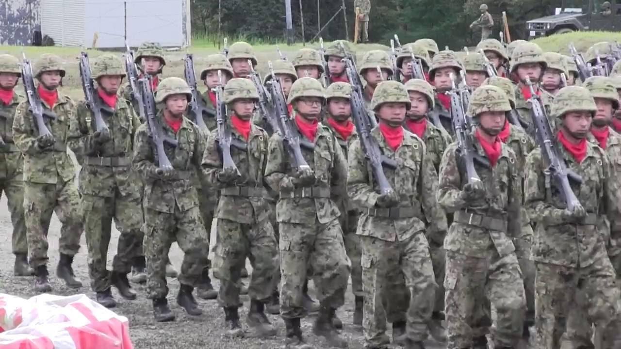 福知山駐屯地 創立66周年記念行...