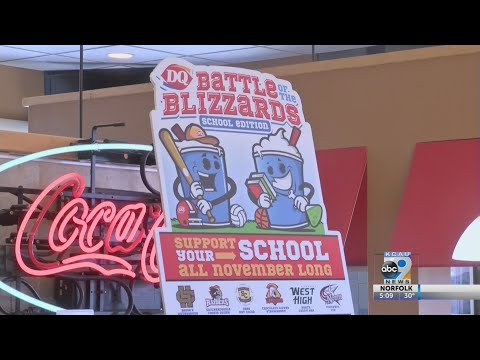 Siouxland Christian School wins Dairy Queen fundraiser