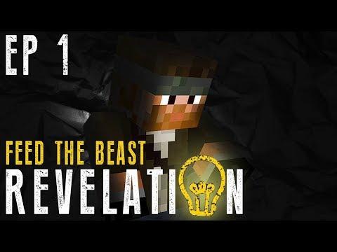 Back to it!   FTB Revelation Ep 1