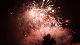 Fireworks Fallas 2015 March 15th