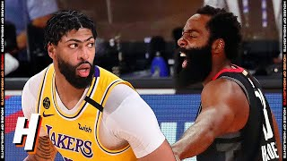 Los Angeles Lakers vs Houston Rockets - Full Game Highlights | August 6, 2020 | 2019-20 NBA Season