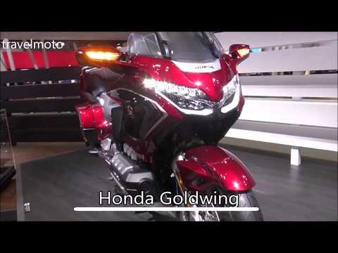 Yamaha Star Venture vs Honda Goldwing (2018) Show Room JAPAN