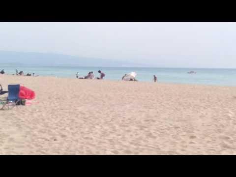 TYRE LEBANON ,SOUR BEACH ,   BEACH OF TYRE SOUTH LEBANON