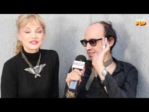 Interview Arielle Dombasle et Nicolas Ker