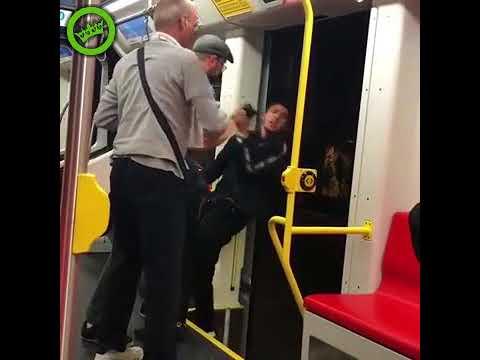 En nou opzouten uit de metro met je muziek