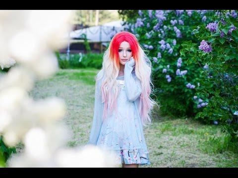 Summer makeup tutorial by Anastasiya Shpagina