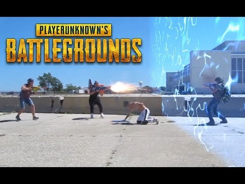 PUBG in real life #1