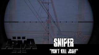 ArmA 3 Sniper Gameplay