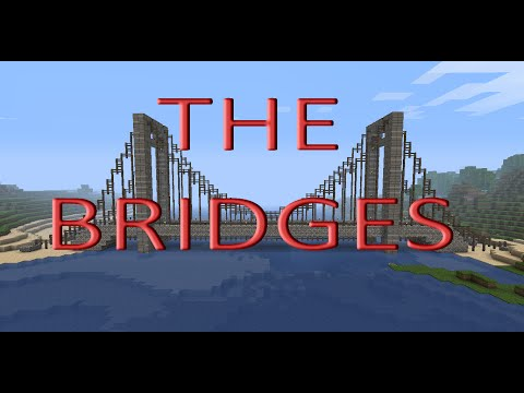 Minecraft: The Bridges /w DavidKraft and Shirogig