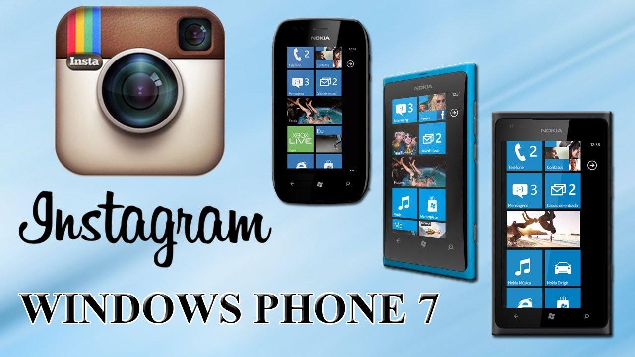 Instagram (Инстаграм) для Nokia – Инстаграма.ру