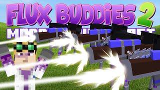 Minecraft Mods Flux Buddies 2.0 #118 Trigger Happy Robots