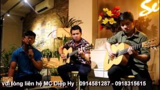 Thương về quán trọ [ Anh Lộc] Guitar Sang Huỳnh -Hoàng Anh Bolero