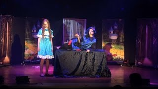 Спектакль - Алиса в стране чудес