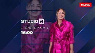 Studio A me Adelina Hasanin - 25.10.2021 ATV