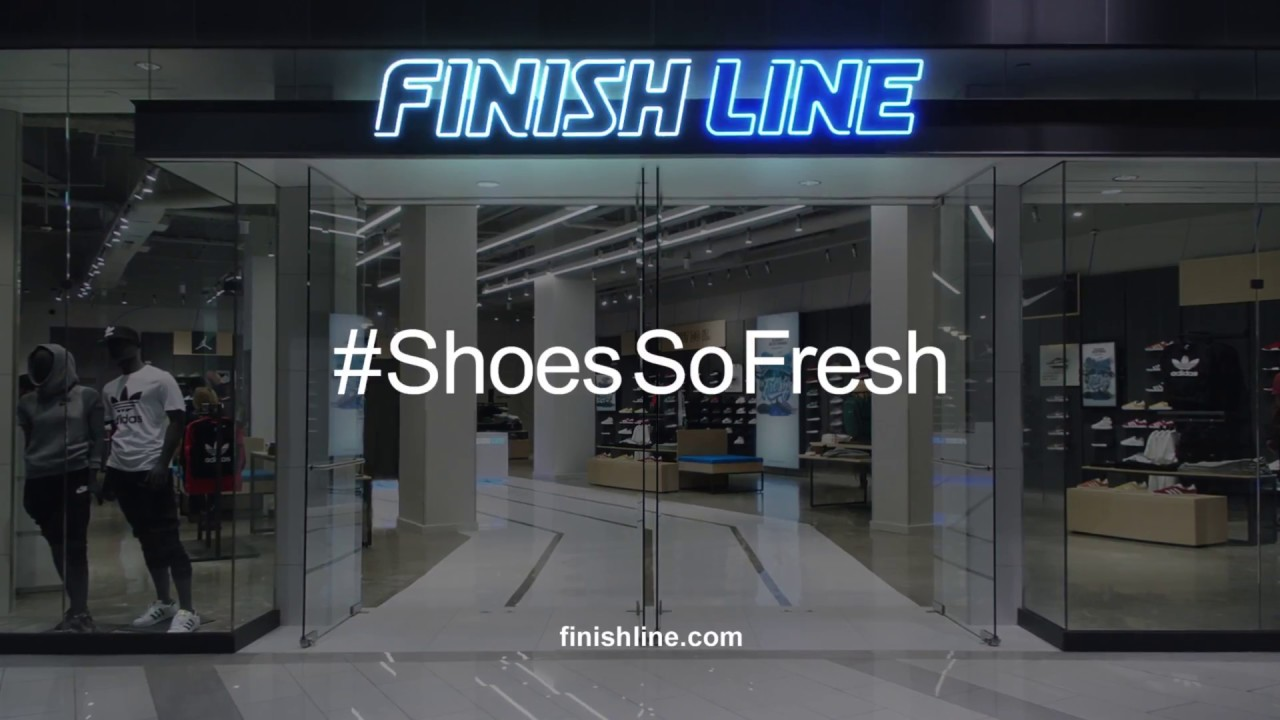 pretty nice a3ff2 d6c2d Finish Line Shoes So Fresh Destiny