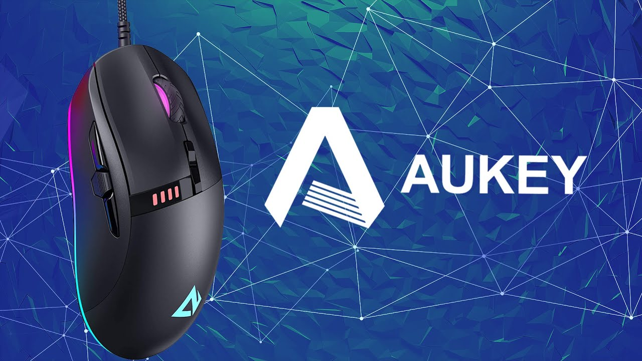 MOUSE DA GAMING ECONOMICO - Aukey GM F4