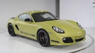 Porsche Cayman 2010 unveiled at LA Auto Show Videos