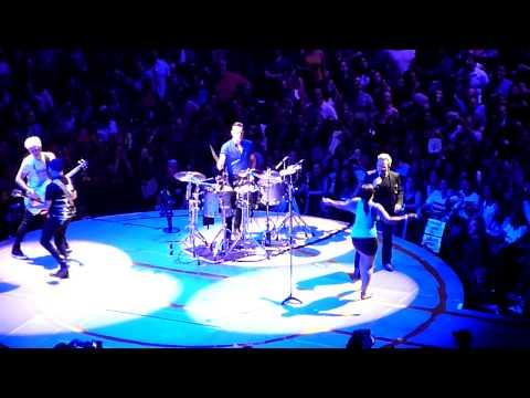 U2 Mysterious Ways I+E Tour MSG NYC 07/31/15 Sec 212
