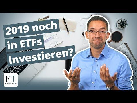 Wegen Rezession: Finger Weg Von ETFs Und Aktien?