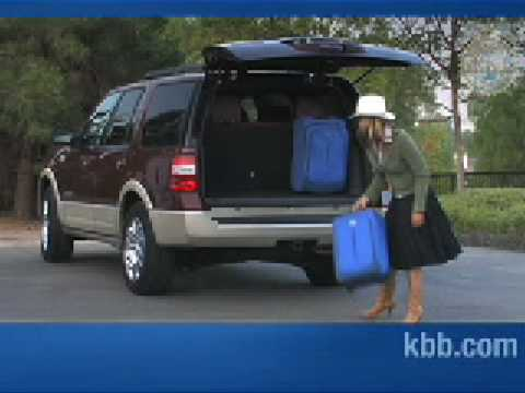 2009 Ford Expedition Review - Kelley Blue Book - YouTube