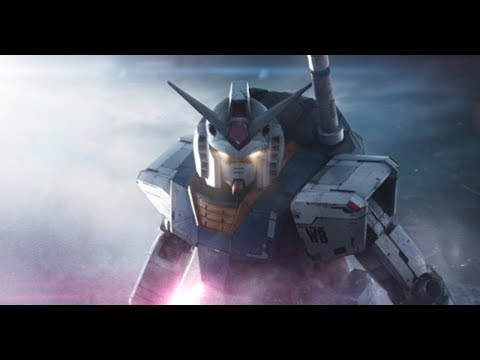 Gundam Full Scene | Ready Player One