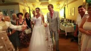 Наша свадьба и народный ансамбль