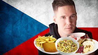 Taste Testing Czech Food [Kult America]