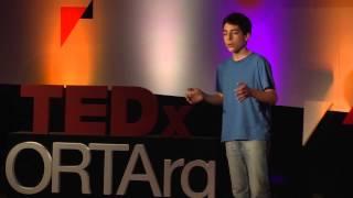 Imagínense que están perdidos | Santiago Aranguri | TEDxORTArg