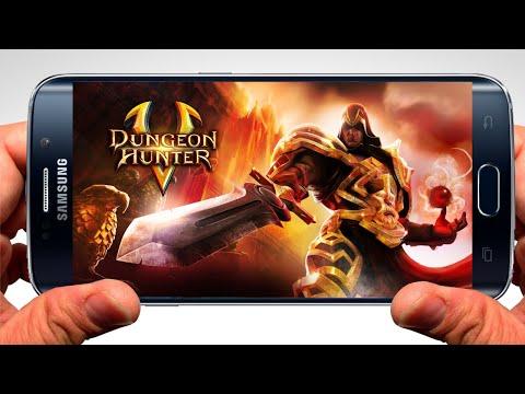 Dungeon Hunter 5 | Menudo Juegazo!!!