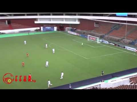 Tajikistan - Kyrgyzstan - 1:1