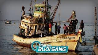 Ngư dân Myanmar vớt 690 kg ma túy đá