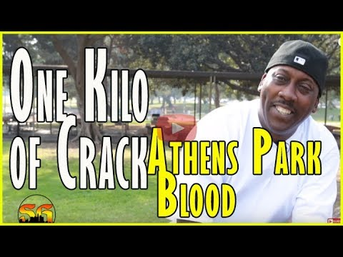 """Athens Park Blood Talks About 1980s, Doing 17 Years In Prison & Writing """"Piru Love"""" (pt.1of2)"""