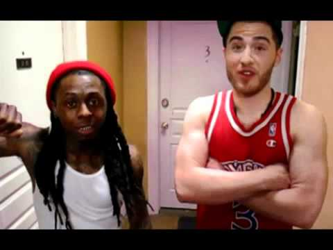 Mike Posner Feat Lil Wayne  Bow Chicka Wow Wow Remix