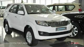 2012 Toyota Fortuner in Khabarovsk 27Rus - Avtorium - Auto Dealer Media
