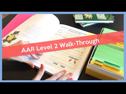 All About Reading Level 2: Detailed Walk-Through